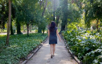 Tres ejercicios para recuperar la calma